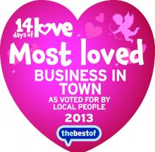 most loved business logo