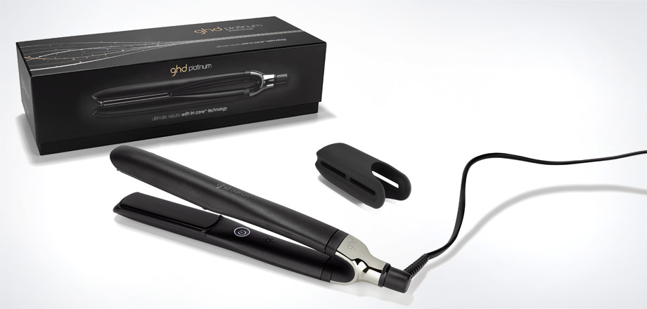 ghd platinum at gavin ashley hairdressing