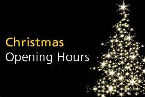 christmas opening times, Gavin Ashley hairdressing