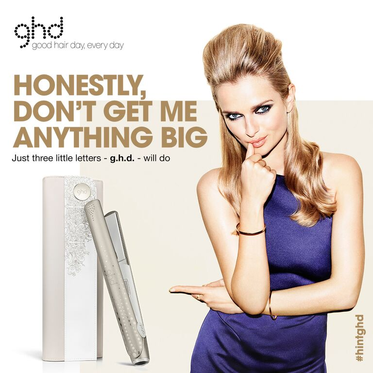 ghd Arctic Gold Christmas Gift Sets