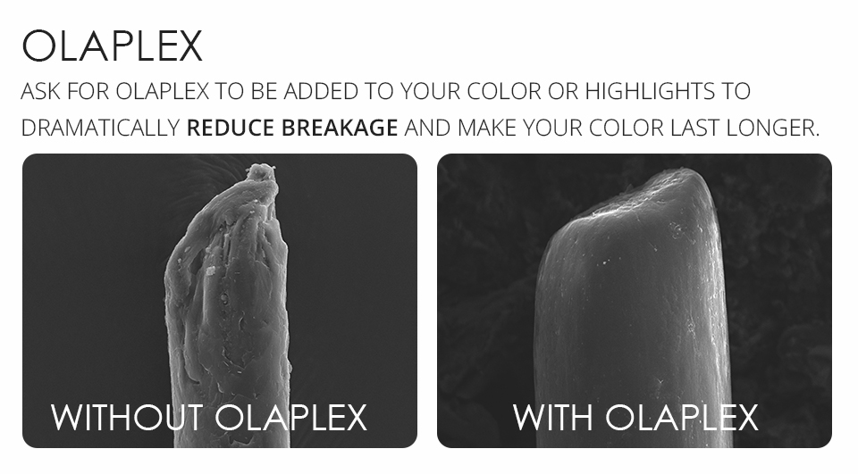 Olaplex hair treatment, Bury St Edmunds hair salon