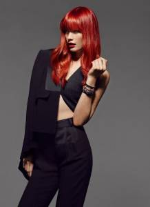 cherry-red-hair-with-fringe