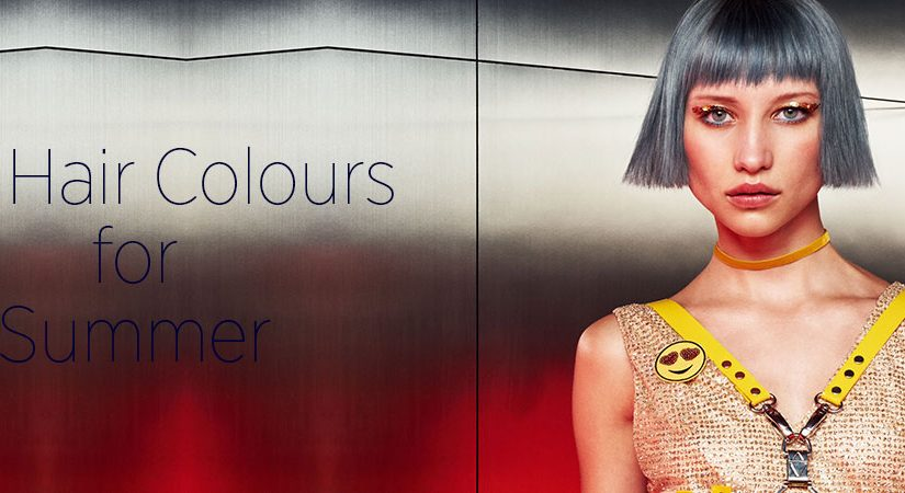 Hair colour trends at Gavin Ashley hairdressing salon in Bury St Edmunds