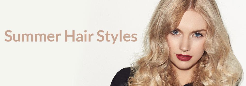 Summer-Hair-Styles at Gavin Ashley hair salon