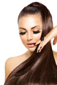 prevent split ends at Gavin Ashley hair salon in Bury st Edmunds