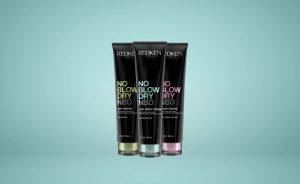 Redken no blow dry cream at Gavin Ashley hair salon