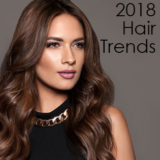 Hair Colour Trends for 2018