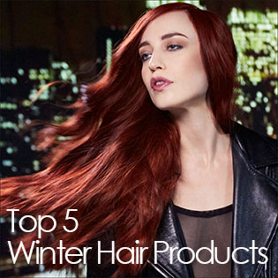 Top 5 Winter Haircare Products