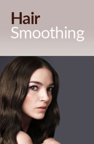 Hair Smoothing & Straightening at Top Bury St Edmunds Hairdressing Salon