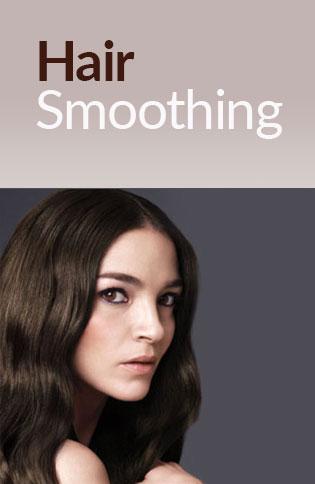 Hair Straightening De-Frizz Repair Treatment Gavin Ashley Hairdressers Bury St Edmunds