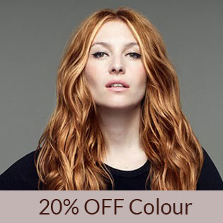 Hair Colour Offers in Bury St Edmunds. Gavin Ashley Hair Colour Salon