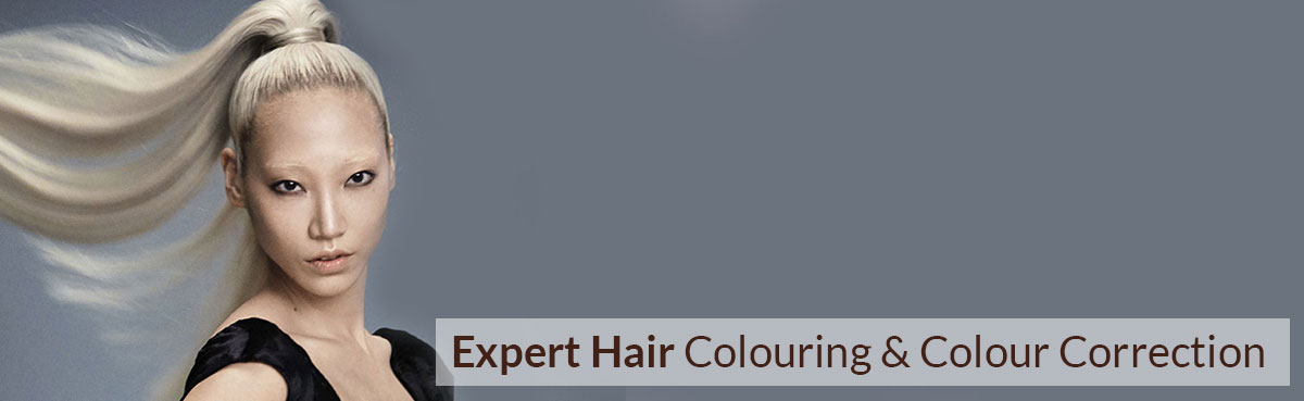 Hair Colour Correction
