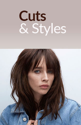 Salon hair cuts & styles at top Bury St Edmunds hairdressers