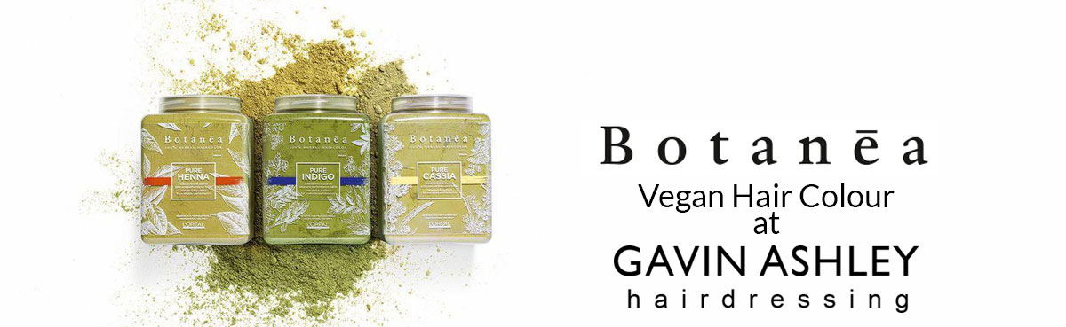 BOTANÉA – Organic Hair Colour