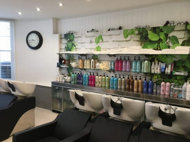 gavin ashley hair salon in bury st edmunds