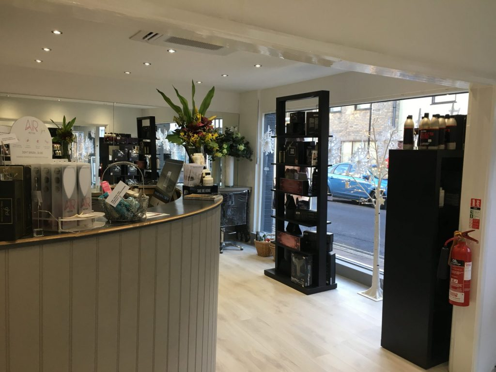 gavin ashley hair salon in bury st edmunds