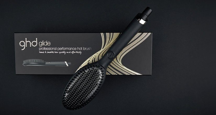 GHD-hot brush at gavin ashley hair salon in bury st edmunds