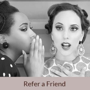 Refer-a-Friend hairdressing offers at gavin ashley hair salon in bury st edmunds