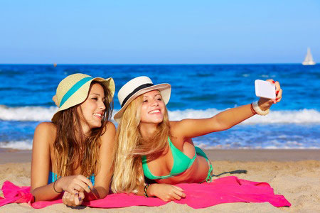 summer hair care tips from top salon in bury st edmunds