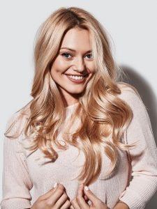 warm blonde hair colours at gavin ashley hair salon bury st edmunds