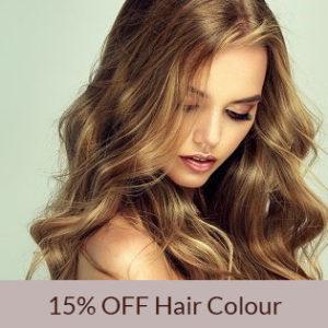 15% OFF Colour at Gavin Ashley Hairdressing, Bury St Edmunds