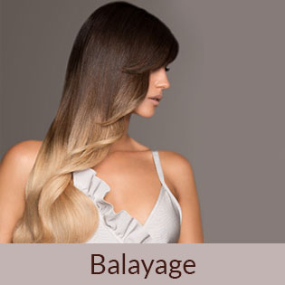 Balayage hair colour at gavin ashley hair salon in bury st edmunds