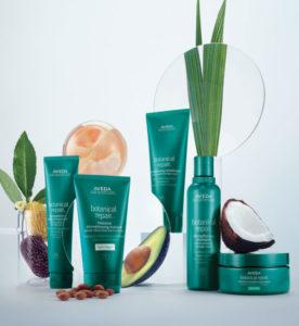 New Aveda Botanical Repair at gavin ashley hair salon in bury st edmunds