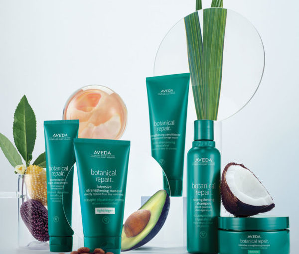 Plant Powered Hair Repair Products From Aveda