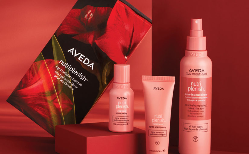 Christmas gifts at gavin ashley hairdressing salon in bury st edmunds
