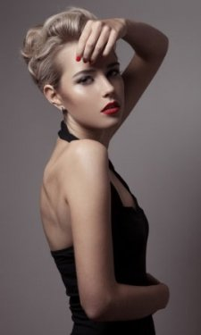Party Hair Styles, Bury St Edmunds hair salon, Gavin Ashley Hairdressing
