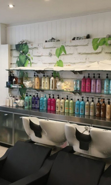 Salon Make -over at Gavin Ashley Hairdressing Salon in Bury St. Edmunds