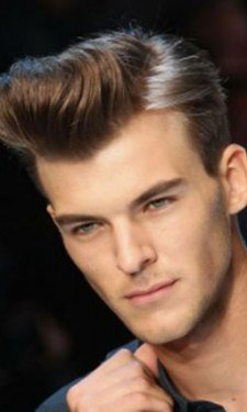 The-Pompadour MEN'S HAIR CUTS & STYLES AT GAVIN ASHLEY BARBERS IN BURY ST EDMUNDS